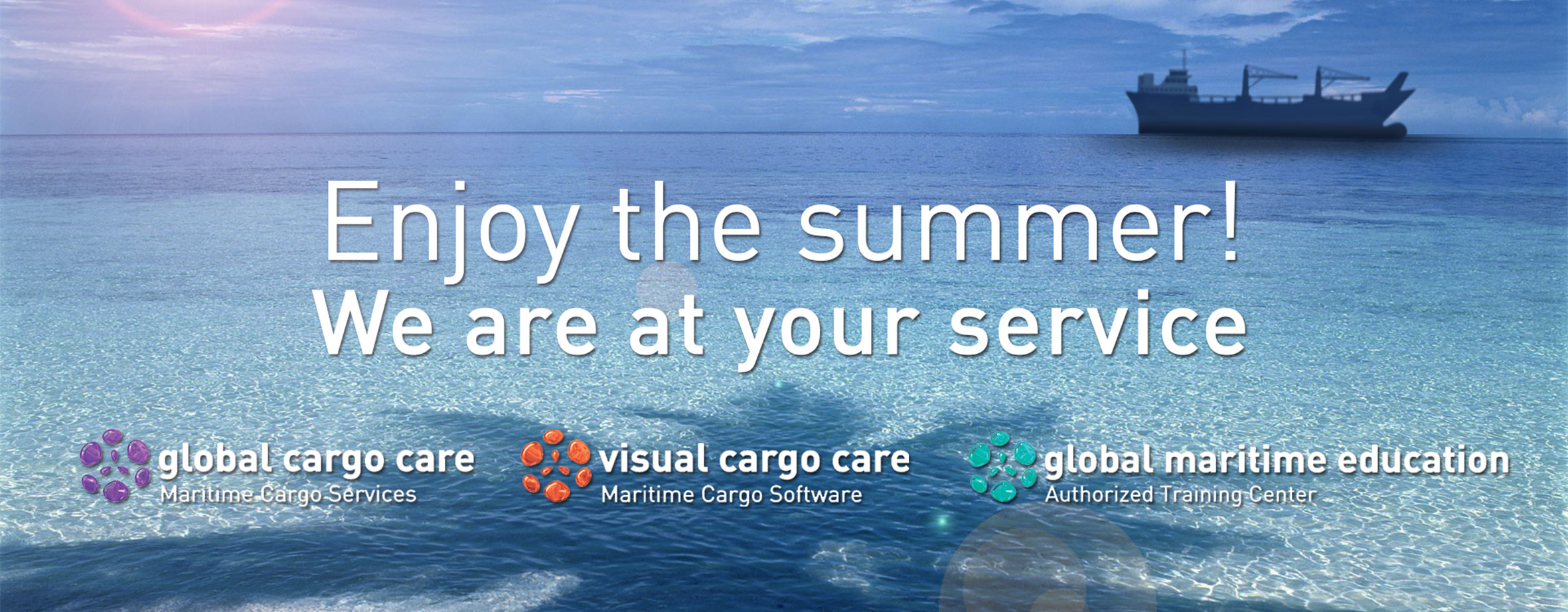 Our Global Cargo Care team is available for you during the summer!   We are available for all services in the heavy lift & project cargo industry: